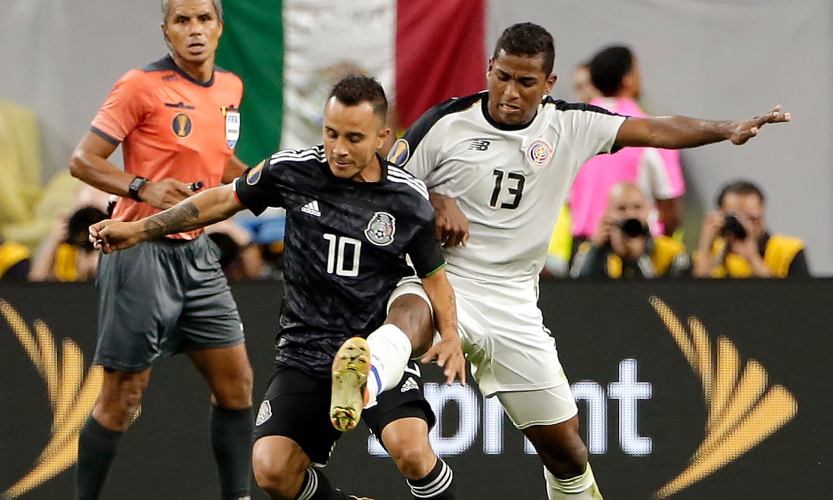 Gold Cup semifinals: Can Haiti upset mighty Mexico?