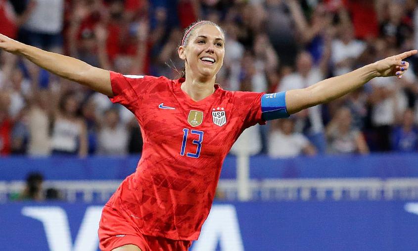 Soccer Sunday - Miller Picks Women's World Cup, USA v Netherlands; Gold Cup, USA v Mexico; Copa America, Brazil v Peru; African Cup