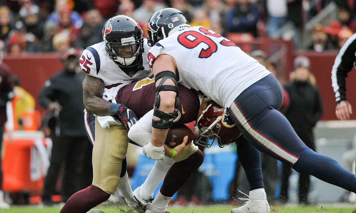 NFL Fantasy Football Alert: Houston Texans place J.J. Watt, DeAndre Hopkins, DeAndre Carter on physically unable to perform list