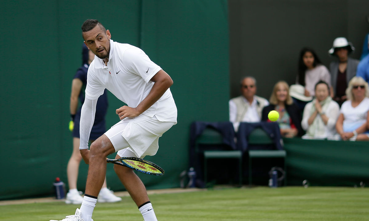 Wimbledon 1st Thursday men: Abrams picks 2nd round action with Nadal, Kyrgios, Federer, Isner, Fognini, Cilic, Querrey, Fritz and more