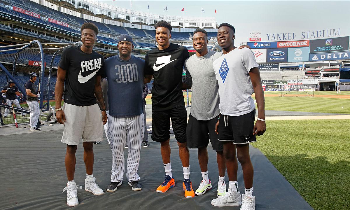 NBA: Milwaukee Bucks sign Thanasis Antetokounmpo, older brother of Giannis to 2-year deal