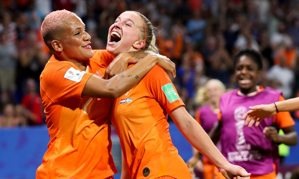 The Netherlands beats Sweden 1-0 to advance to Women's World Cup finals – Americans will go Dutch on Sunday