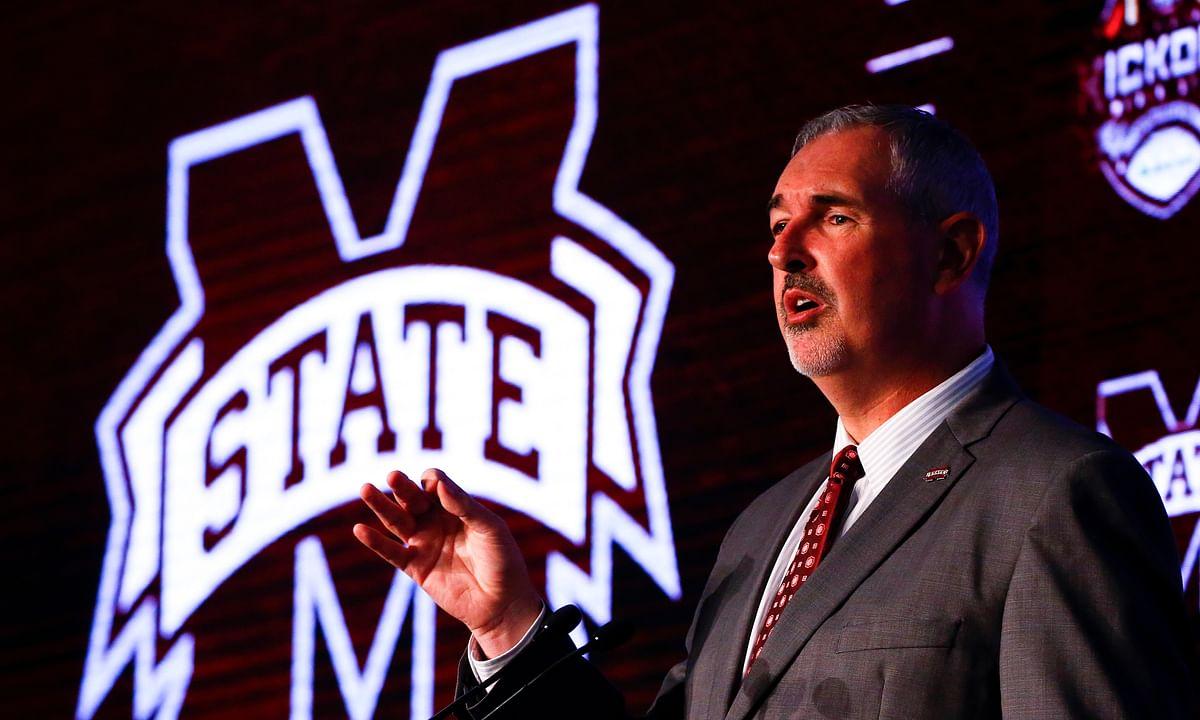 SEC Football Media Day: Mississippi State turns to graduate transfer QB