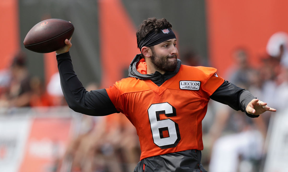 Baker Mayfield: Super Bowl 'absolutely should be the goal' for Browns