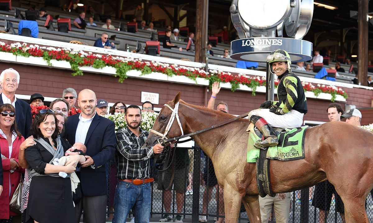 Thoroughbred Thursday: Garrity picks the day at Saratoga, where there's a terrific mid-week card