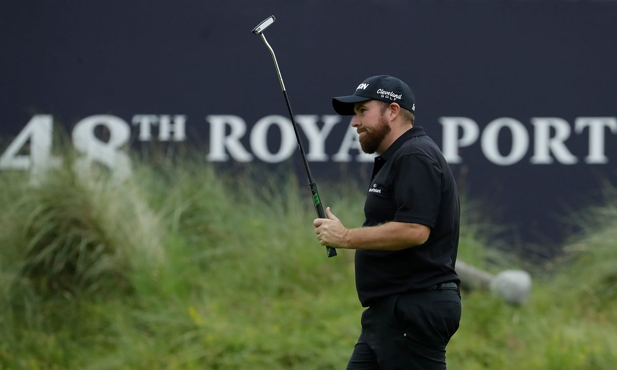 British Open 2019: Lowry, Holmes share Day 2 lead as McIlroy and Woods miss cut