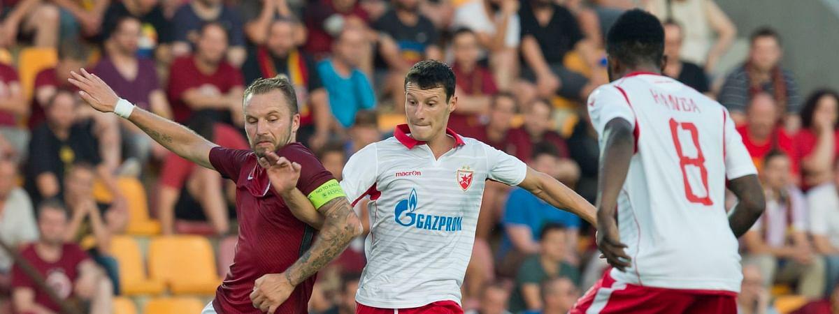 Sparta Prague vs, Crvena Zvezda