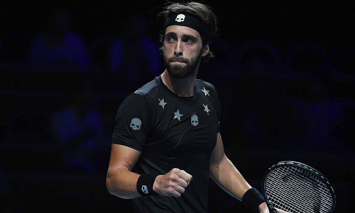 Hamburg Open Final Highlights: Nikoloz Basilashvili tops Andrey Rublev to defend his title, 7-5, 4-6, 6-3