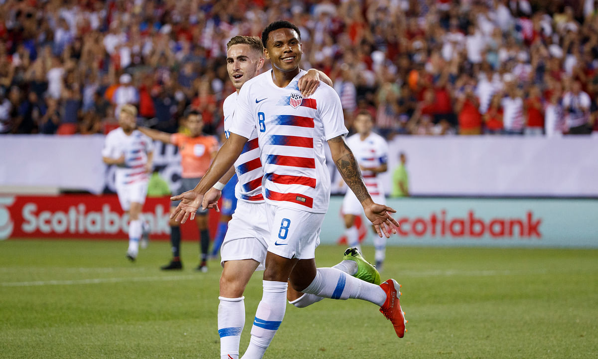 Weston McKennie goal lifts U.S. to 1-0 win over Curacao and a trip to the CONCACAF Gold Cup semifinals