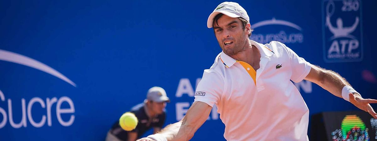 Pablo Andujar will have a tough match with Dominic Thiem in Kitzbuhel.