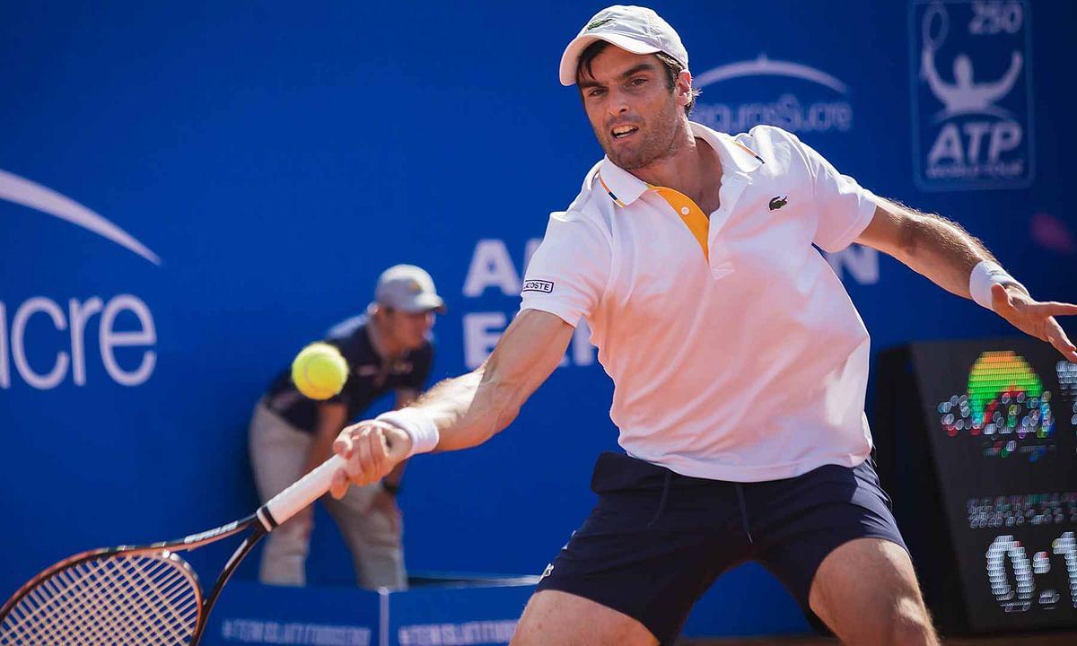 Swiss Open Saturday semi: Abrams picks Andujar vs. Ramos-Vinolas