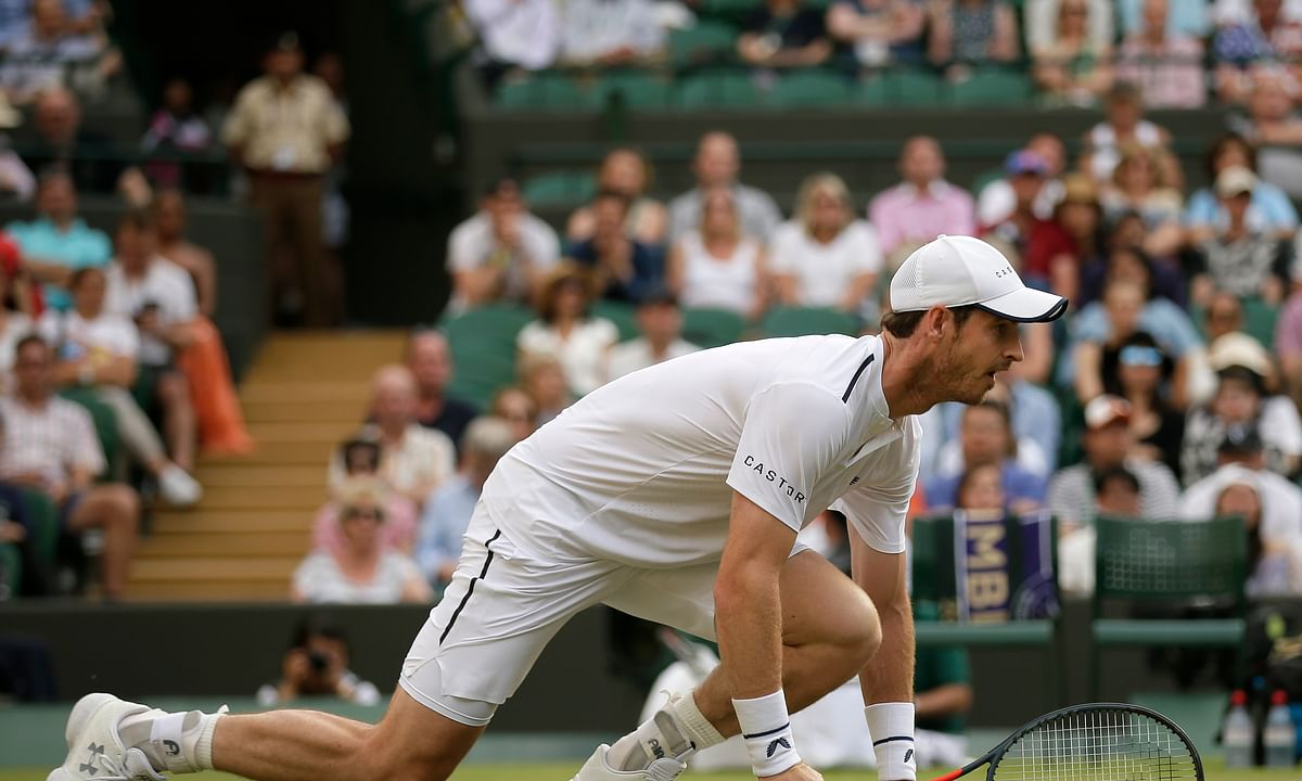 Andy Murray and Pierre-Hugues Herbert lose in men's doubles