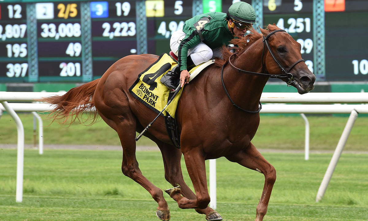 Thoroughbreds Thursday - Garrity Picks Races at Belmont, Gulfstream, Monmouth and Los Alamitos