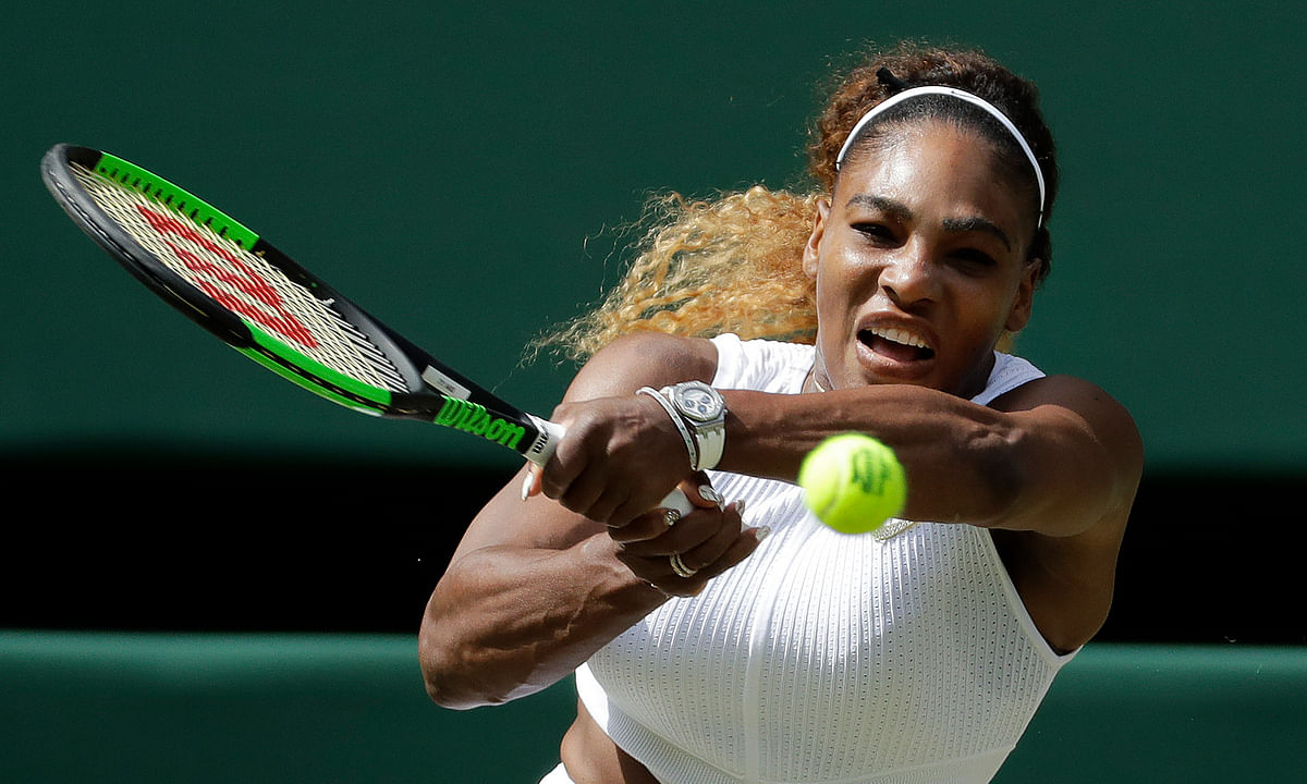 Serena Williams crushes Barbora Strycova 6-1, 6-2, will meet Simona Halep in the Wimbledon final – Halep topped Elina Svitolina 6-1, 6-3