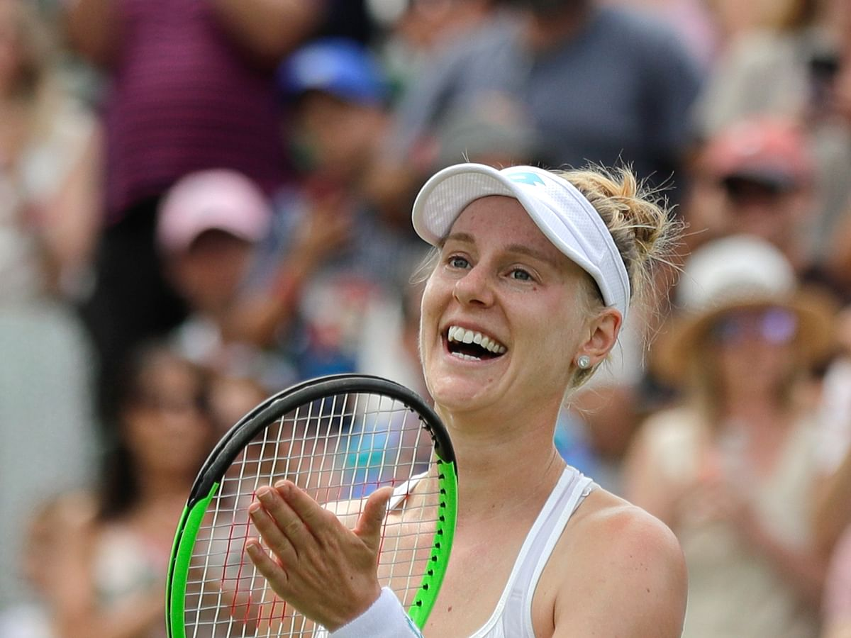 Riske makes UTR Pro Match Series final in West Palm, will play Collins or Tomljanovic; Abrams says the Fast 4 scoring is point-less tennis
