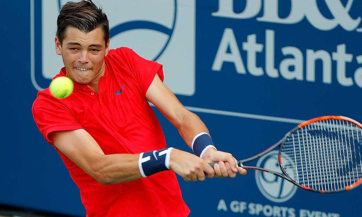 U.S. Open men's 1st round 1: Abrams picks Opelka vs Fognini, Wawrinka vs Sinner, Lorenzi vs Svajda, Berdych vs Brooksby, Fritz vs Feliciano