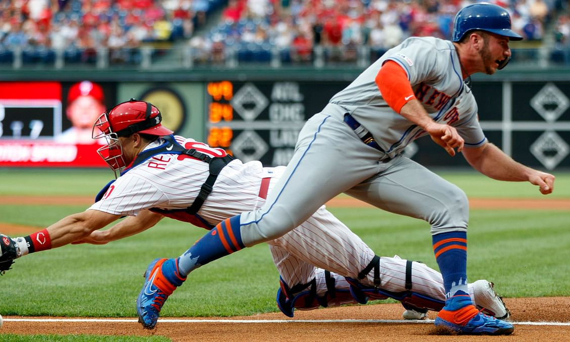 The Thursday Philly Props: Phillies v Braves, an Over, an Under