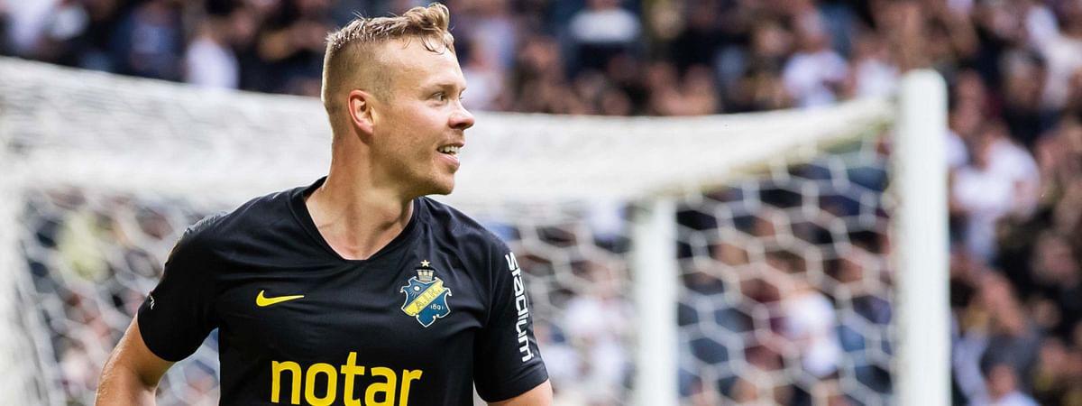 Kolbeinn Sigþórsson of AIK