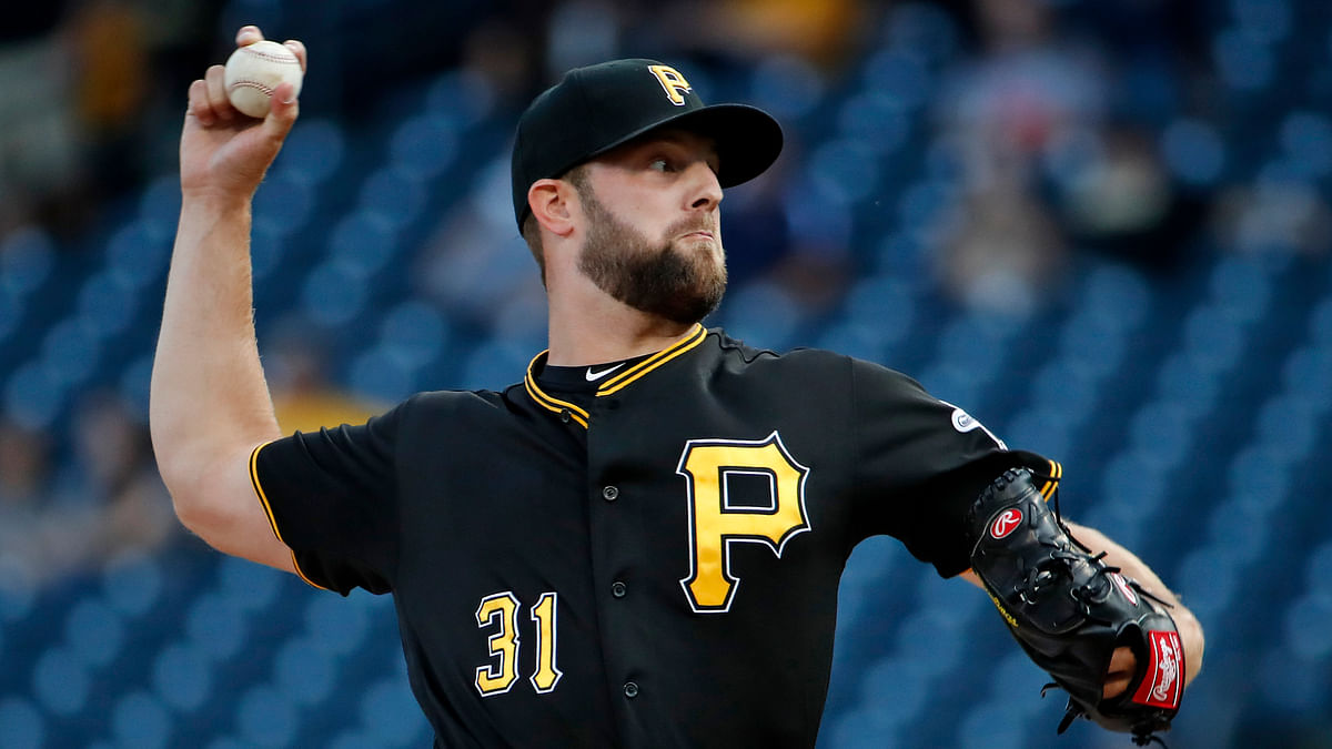 MLB trade deadline 2019: Brewers acquire pitcher Jordan Lyles from Pirates