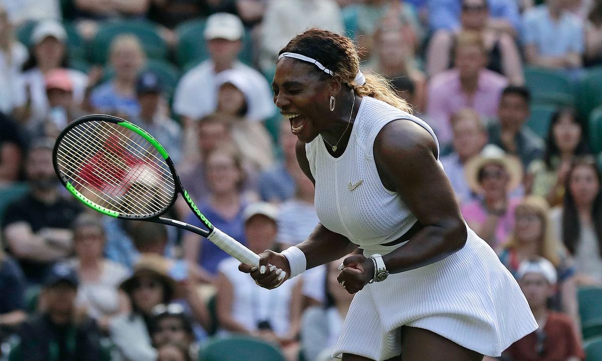 Wimbledon: Serena Williams opens bid for 24th major with victory over Giulia Gatto-Monticone