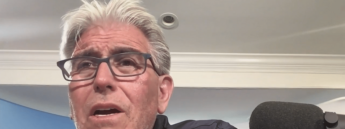 "Mike Francesa on ""The Sweat"""