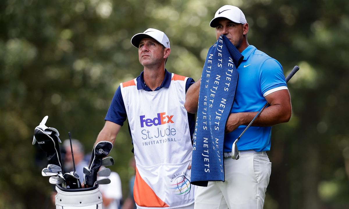 Brooks Koepka outduels Rory McIlroy, wins first WGC title by 3 strokes