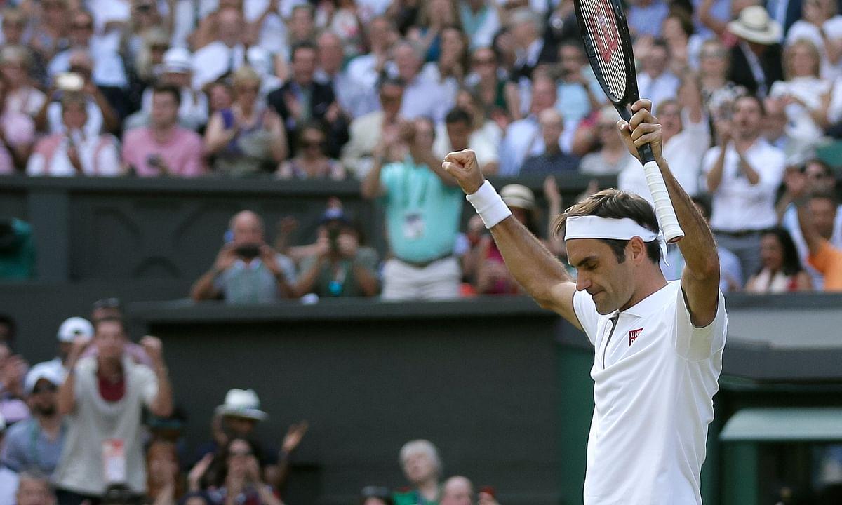 Wimbledon: Abrams picks Roger Federer vs Rafael Nadal and Novak Djokovic vs. Roberto Bautista Agut in the men's semifinals