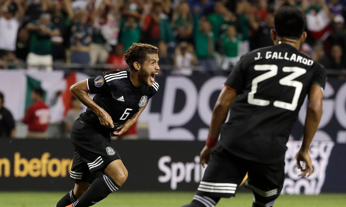 Mexico tops USA men 1-0 to claim CONCACAF Gold Cup before pro-Mexico crowd in Chicago
