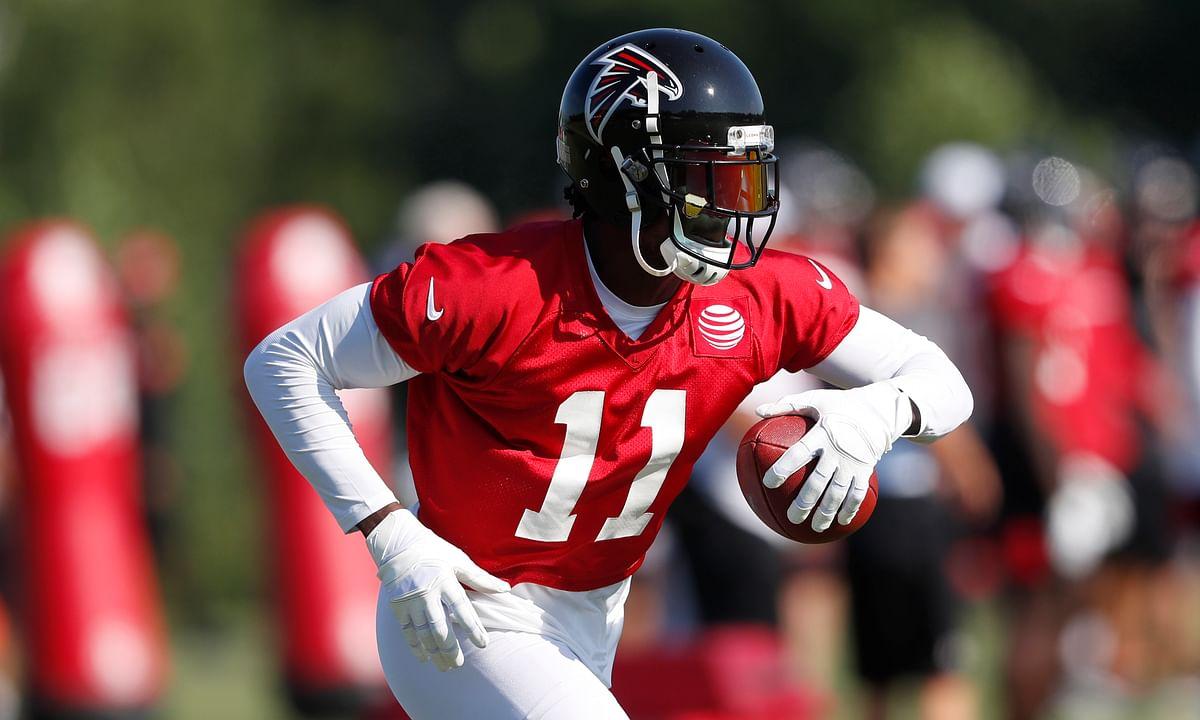 Atlanta Falcons: Julio Jones to skip preseason schedule again