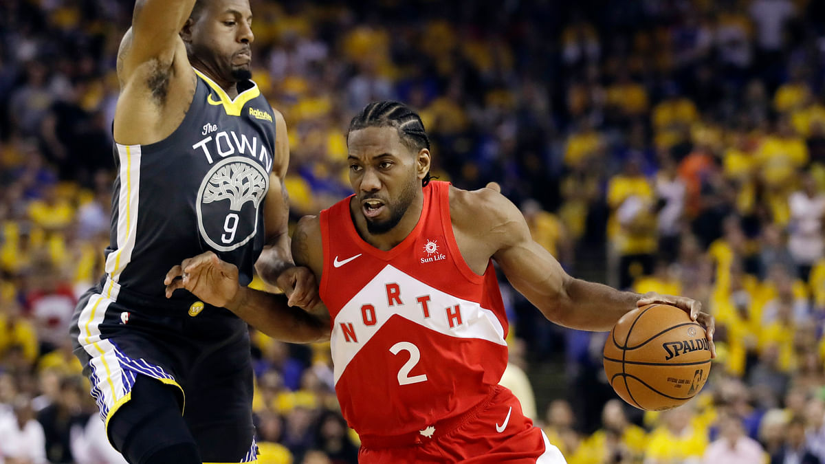 Clippers to sign Kawhi Leonard, trade for Paul George in NBA free agency blockbuster, per AP source