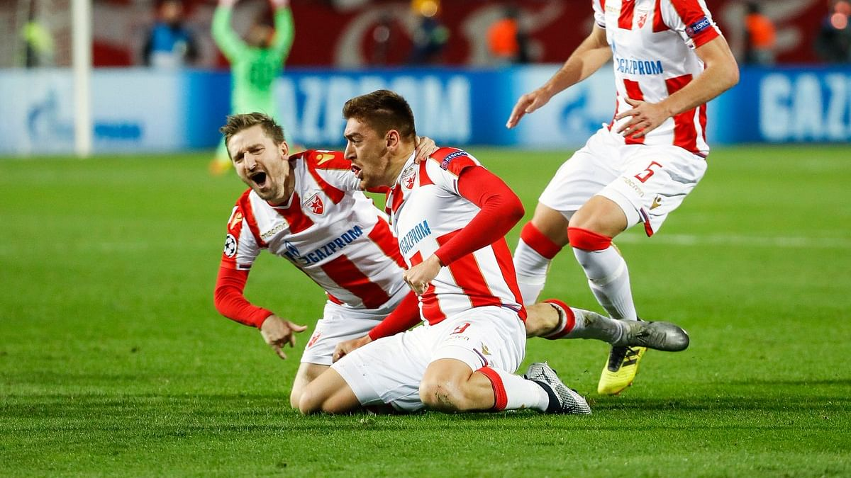 UEFA Champions League: big names enter fray, with Rangers, Genk, Monaco, Shakhtar Donetsk in action Tuesday