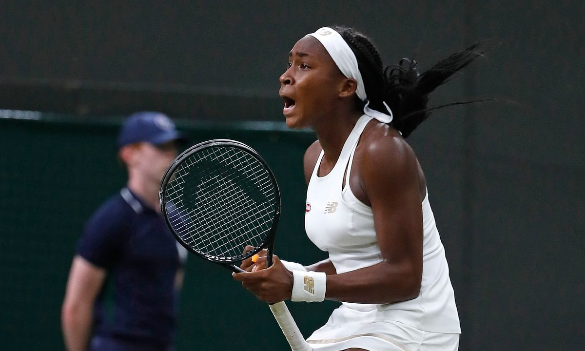 15-year-old American Coco Gauff wins first WTA title, tops Jelena Ostapenko in Austria 6-3, 1-6, 6-2