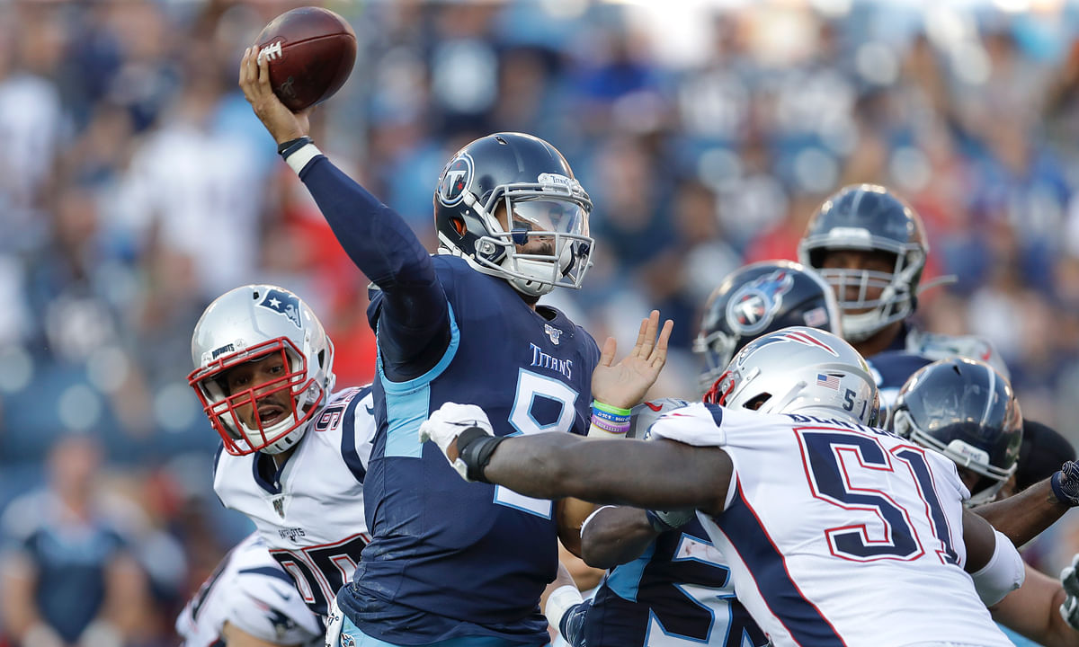 Fantasy Life NFL Preview: 2019 Tennessee Titans – Will Marcus Mariota take the next step?