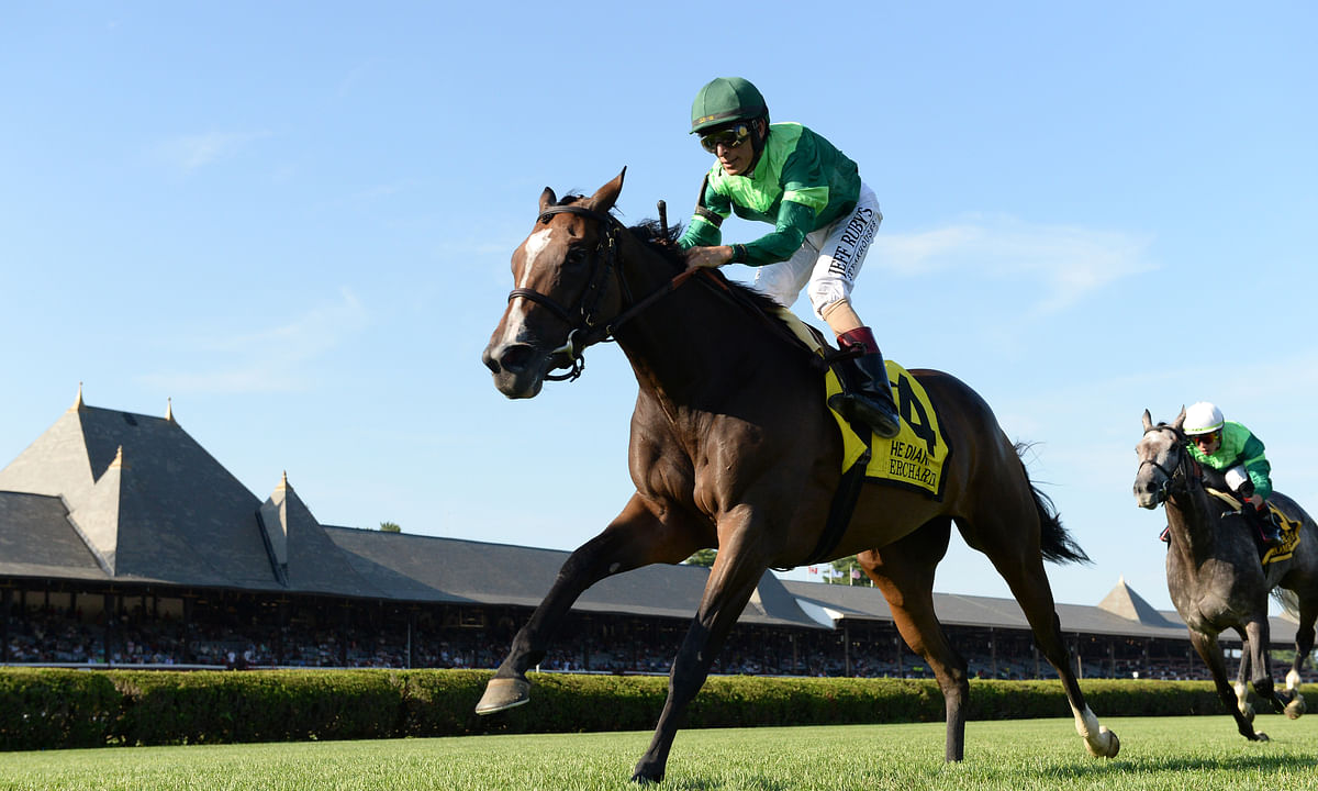 Garrity's Saturday Stakes! The Ballston Spa & Vanderbilt at Saratoga, the Irish War Cry at Monmouth, and San Clemente & San Diego at Del Mar
