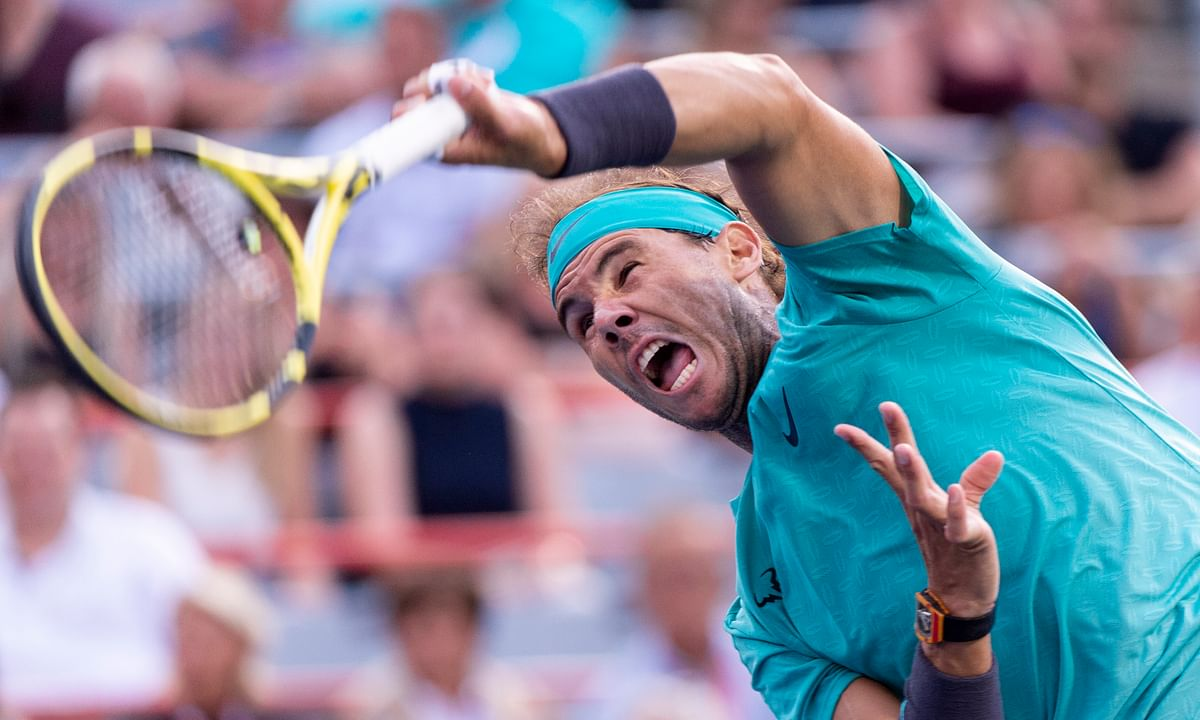 Rogers Cup 2019: No. 1 seed Rafael Nadal advances to quarters with win over Guido Pella
