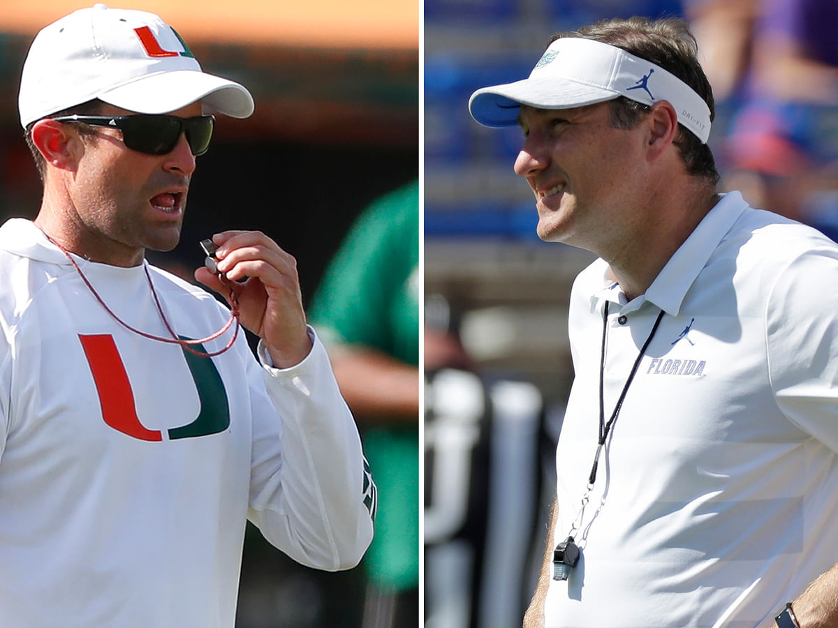 College Football is Back! Greg Frank picks Miami vs Florida and Arizona vs Hawaii