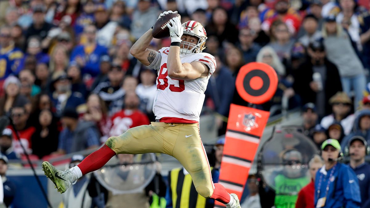 Fantasy Life NFL Preview: 2019 San Francisco 49ers – George Kittle might be the TE you're looking for
