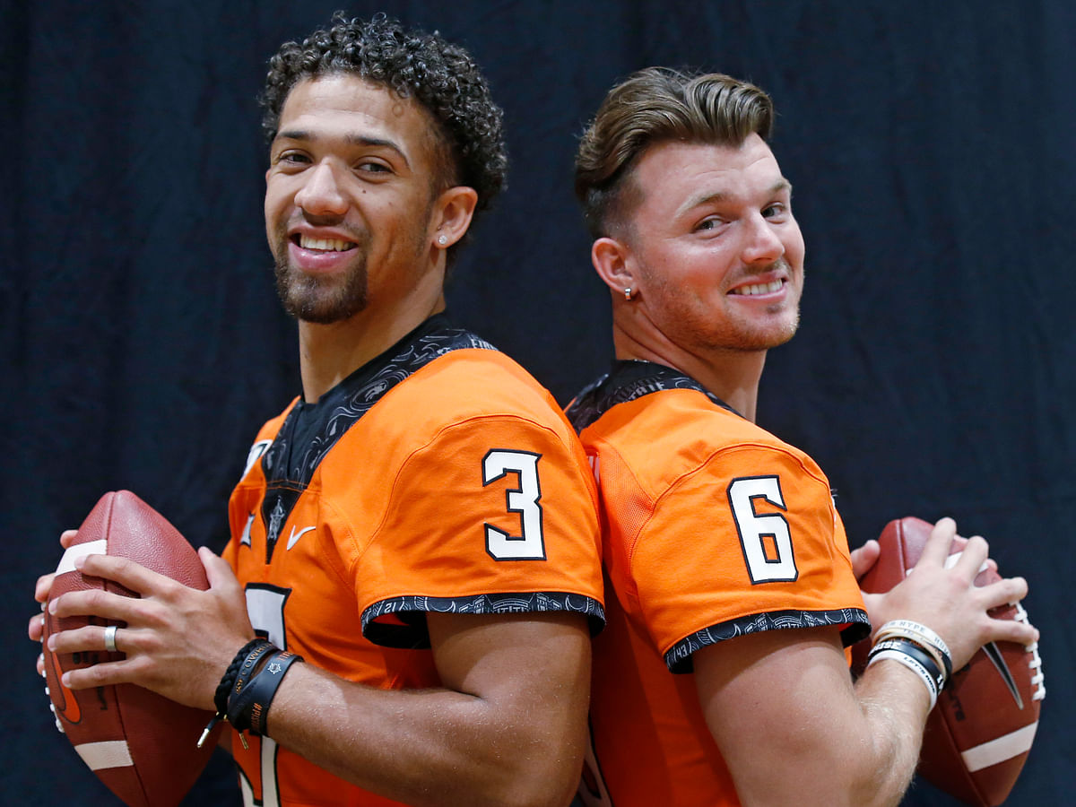 Big 12 college football: Eckel picks Oklahoma St. at Oregon St.