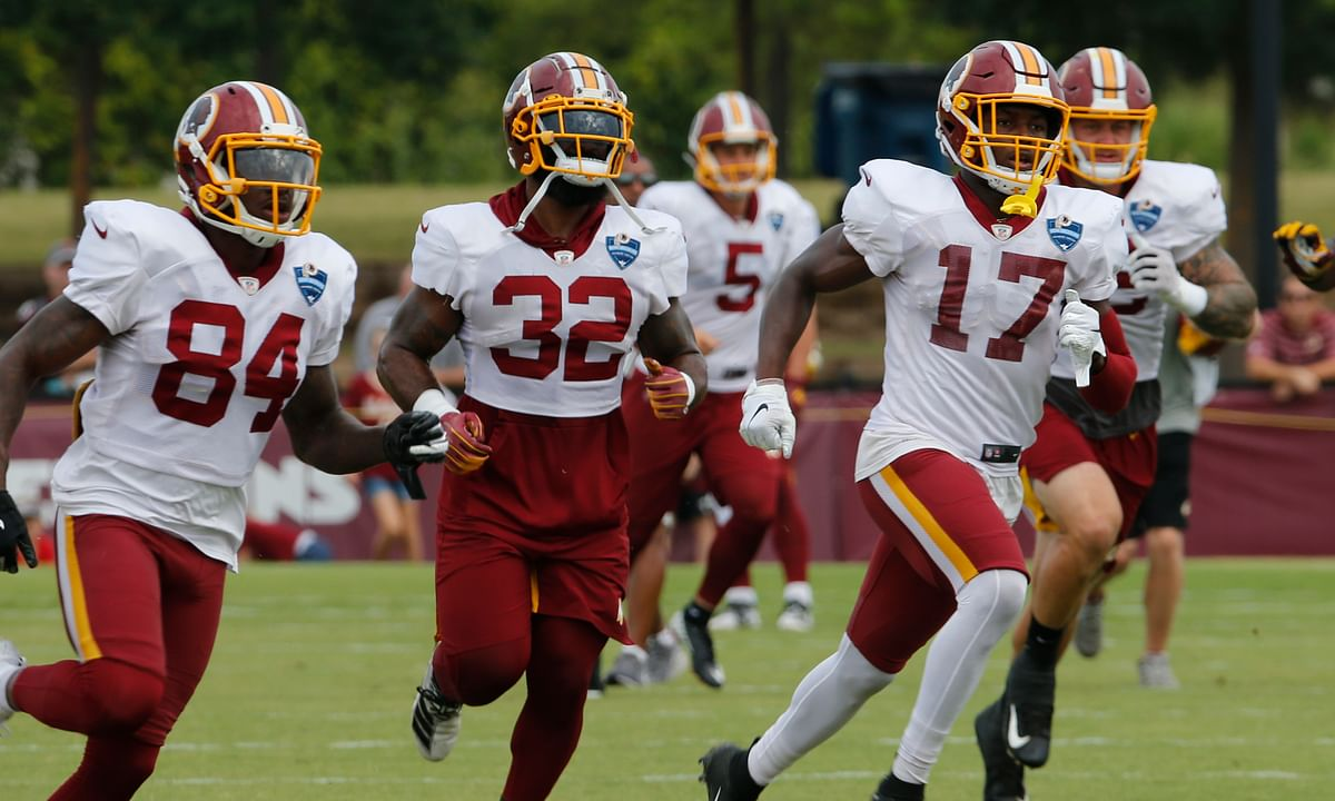 Washington Redskins to offer betting-focused preseason telecast with free-to-play contests