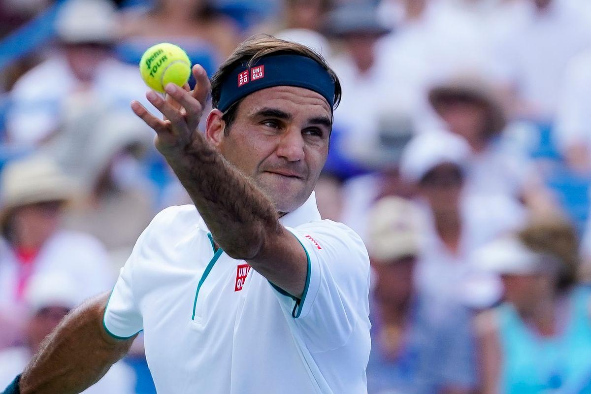 Roger Federer ousted by Andrey Rublev in Cincinnati; Ash Barty, Venus Williams, Yoshihito Nishioka advance