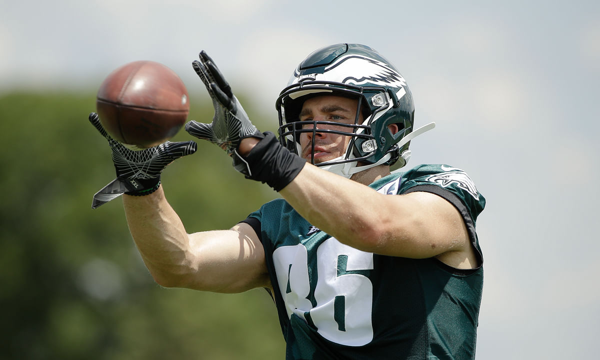 Fantasy Football: Mims picks his top tight ends for your 2019 FFB draft