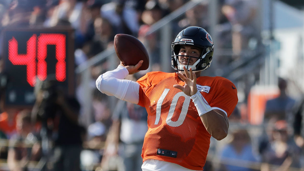 Fantasy Life NFL Preview: 2019 Chicago Bears – Could QB Mitch Trubisky be the steal of your draft?