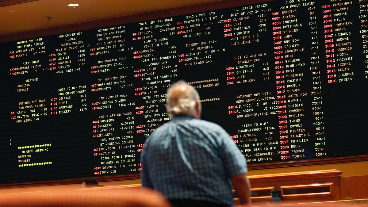 revue de sports betting