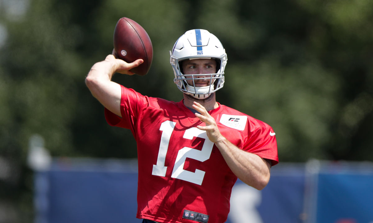 Fantasy Life NFL Preview: 2019 Indianapolis Colts – Andrew Luck and Marlon Mack are great fantasy targets... if healthy