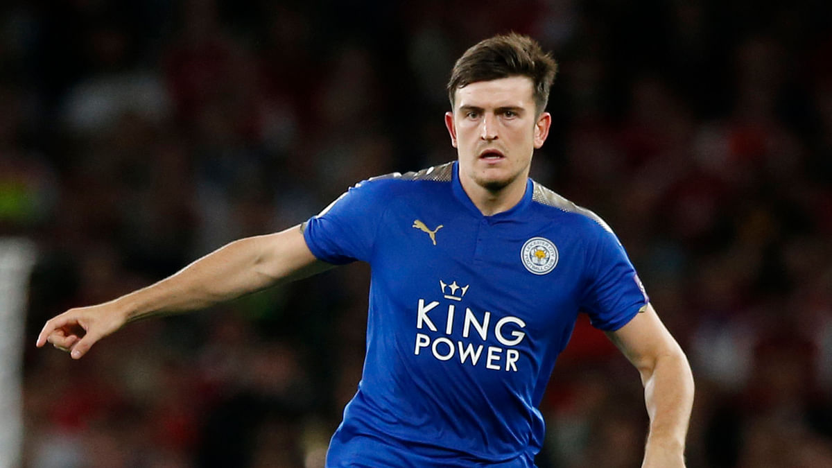 Manchester United to pay $97M for defender Harry Maguire per AP source
