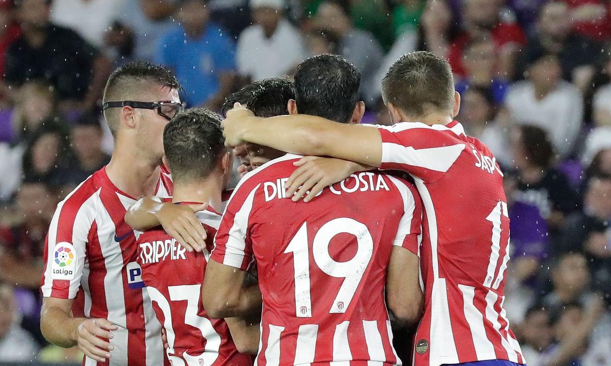 Soccer Sunday bonus: Miller picks Spain La Liga games - Real Betis vs Real Valladolid and Atletico Madrid vs Getafe