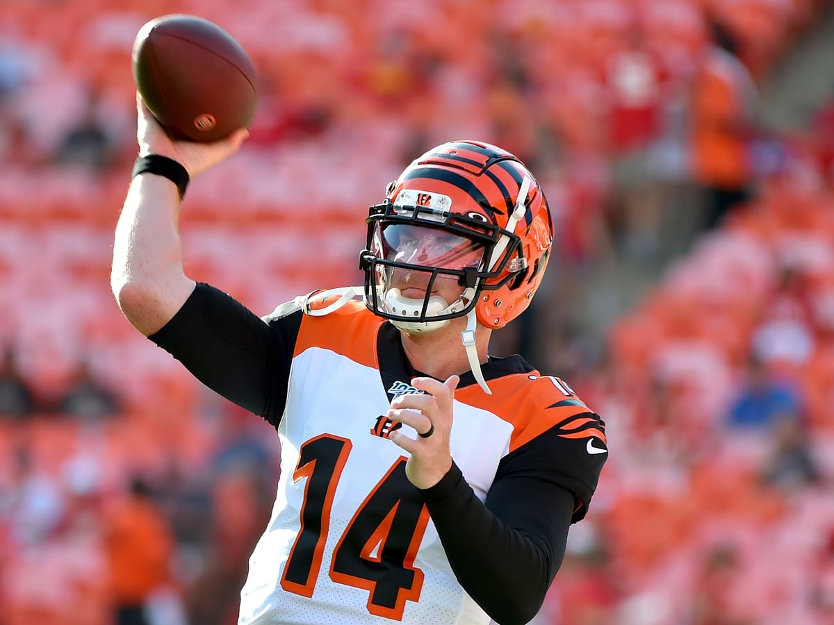 From Andy Dalton to Cam Newton, which QB will be where when the season starts –Mark Eckel breaks down the odds