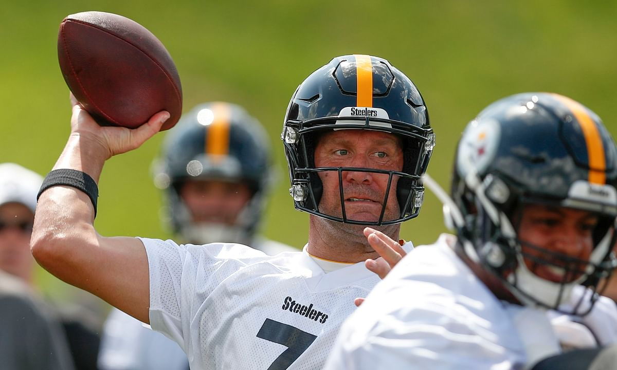 Fantasy Life NFL Preview: 2019 Pittsburgh Steelers – Will Big Ben Roethlisberger thrive without drama?