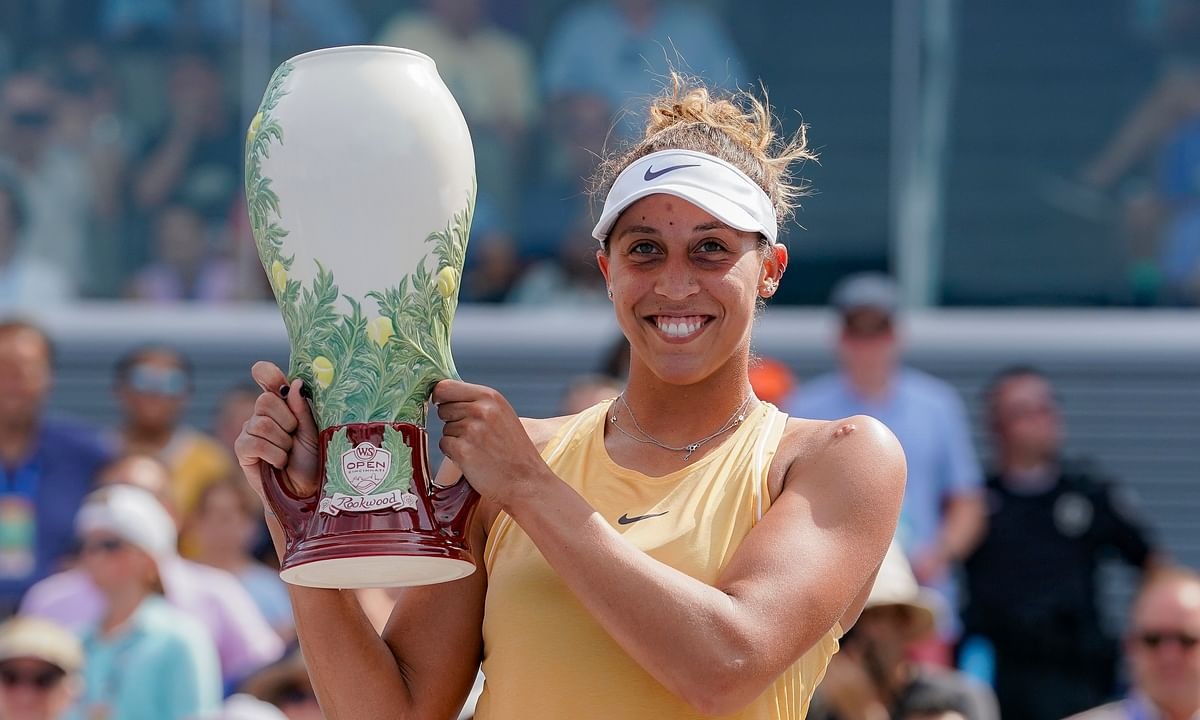 Western & Southern Open 2019: Madison Keys, Daniil Medvedev are surprise champs