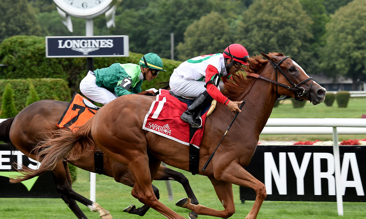 Saturday Stakes: Garrity picks Saratoga, Monmouth and Del Mar, including the Lake Placid, Alabama, Torrey Pines and Pacific Classic